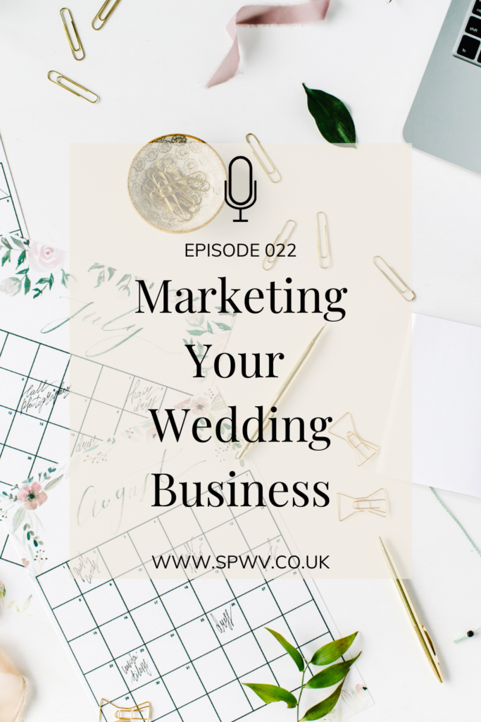 Marketing Your Wedding Business