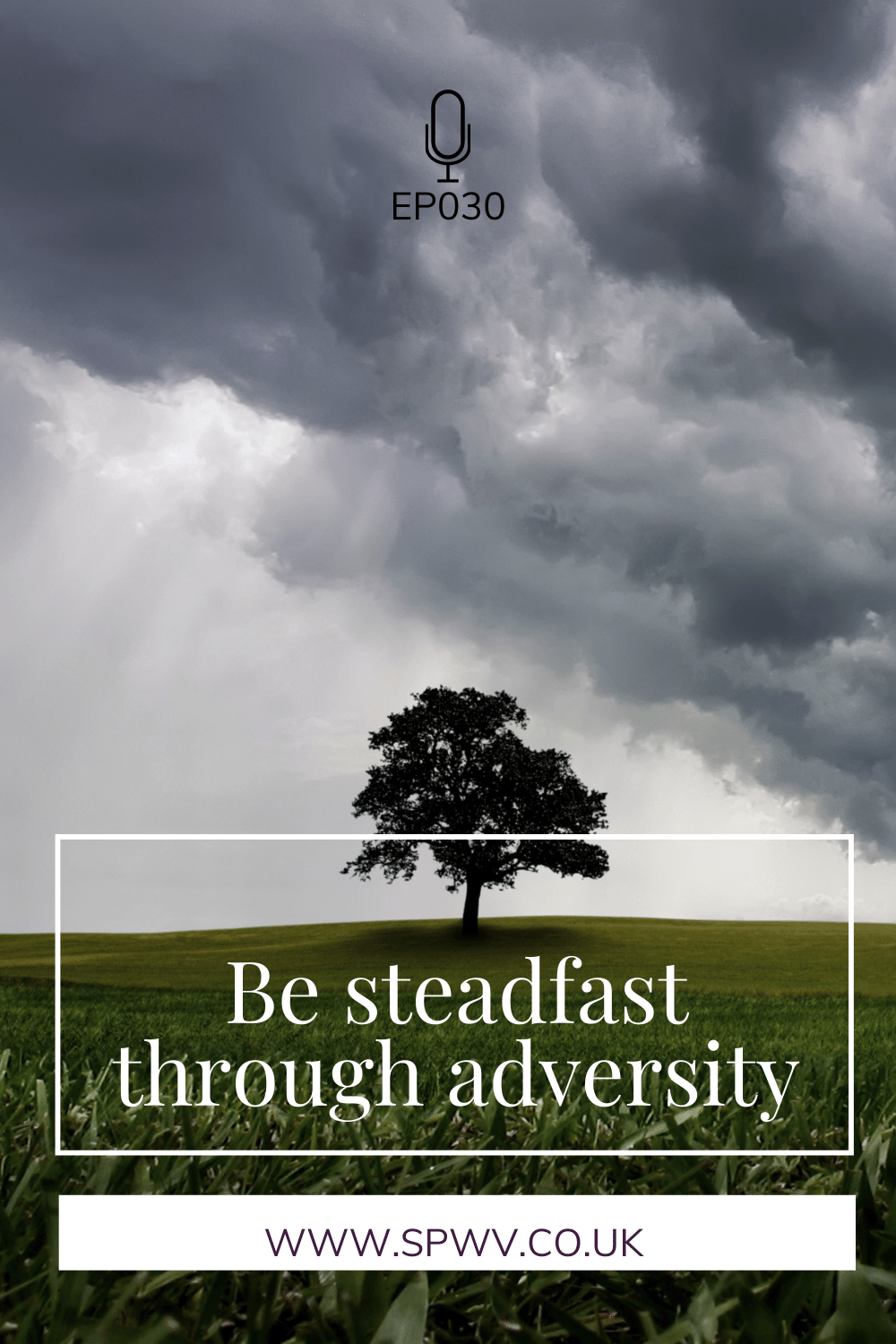 consistency through adversity