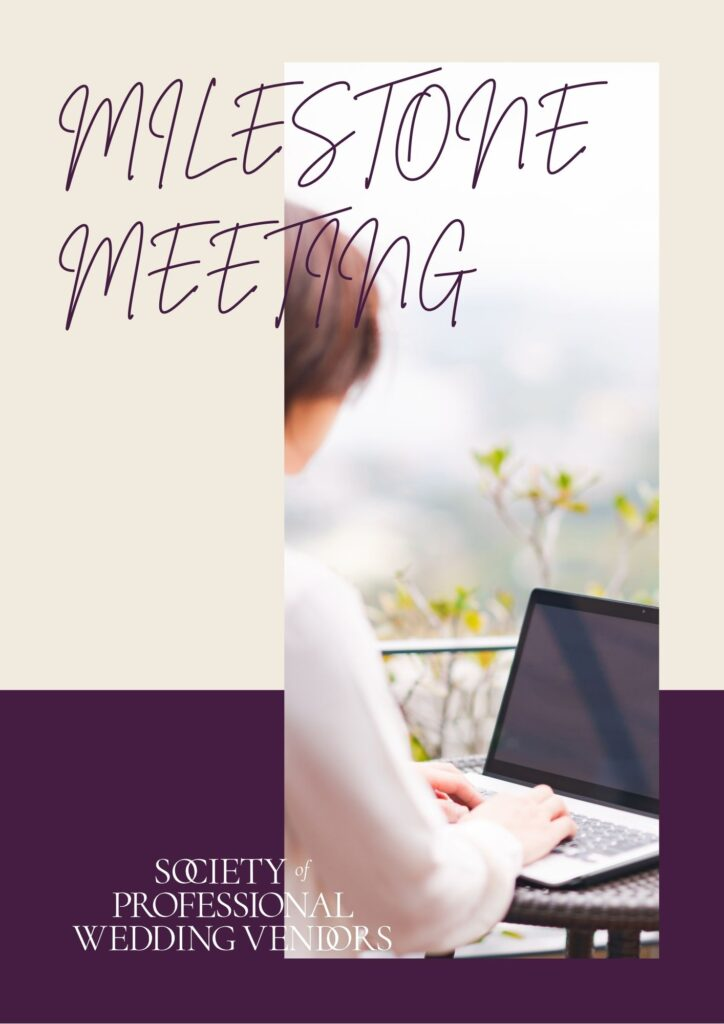 New Milestone Meeting