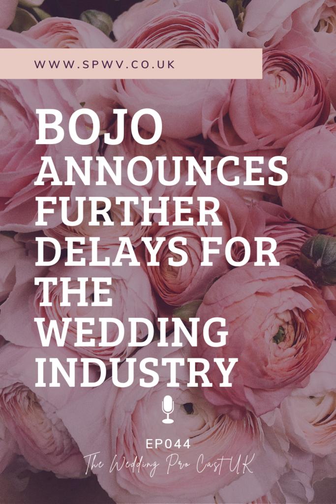 BoJo Announcement