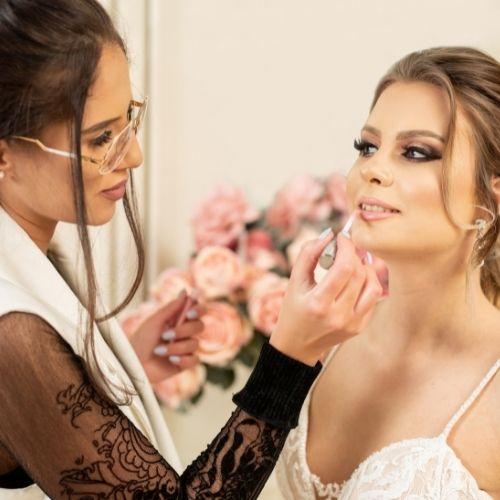 Make up Artist weddings